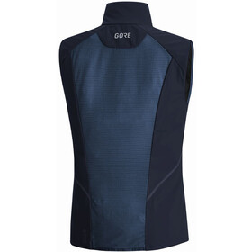 GORE WEAR Partial Gore-Tex Infinium Isolierende Weste Damen orbit blue/deep water blue